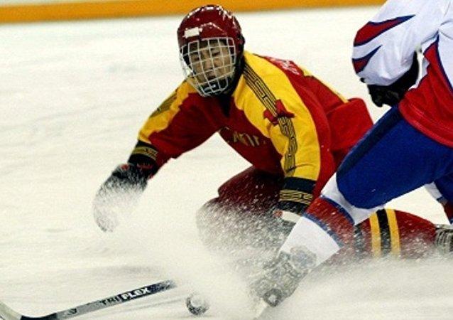 吉林為發展冰球事業投入108元億人民幣