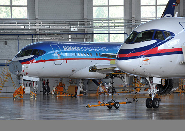 Центр подготовки персонала самолёта Sukhoi Superjet 100