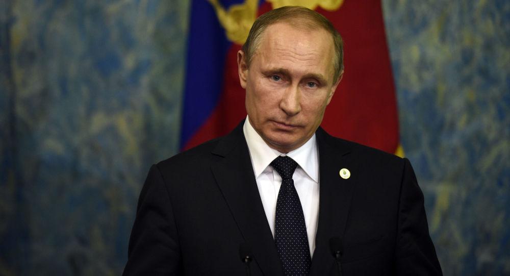 特朗普:與普京的關係開端良好