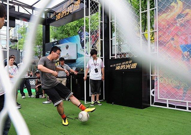 媒體:中國富人喜歡體育用品勝過奢侈品牌