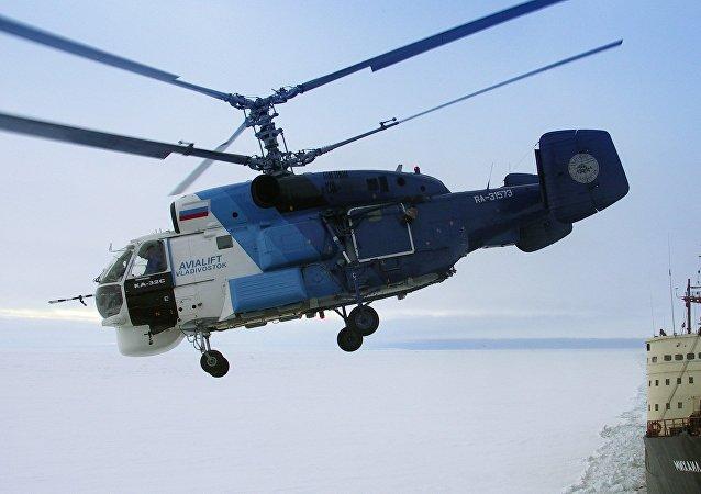 卡-32直升機