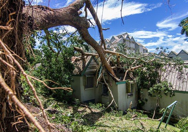 熱帶氣旋「亞薩」在斐濟造成的死亡人數上升至4人