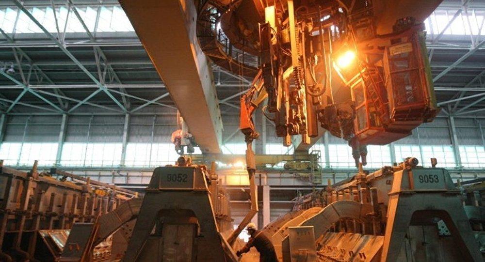 中國鋁業目前暫不考慮與俄鋁合作