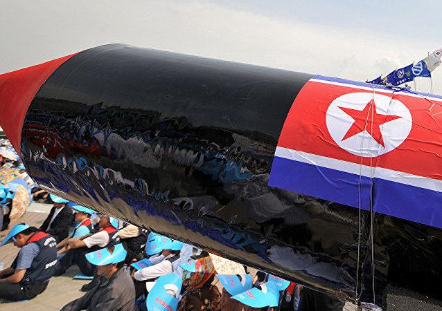 駐韓美軍司令:朝鮮繼續在生產核材料