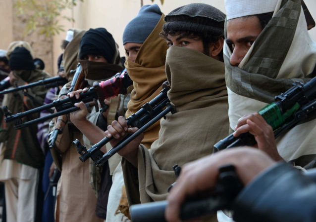阿富汗塔利班