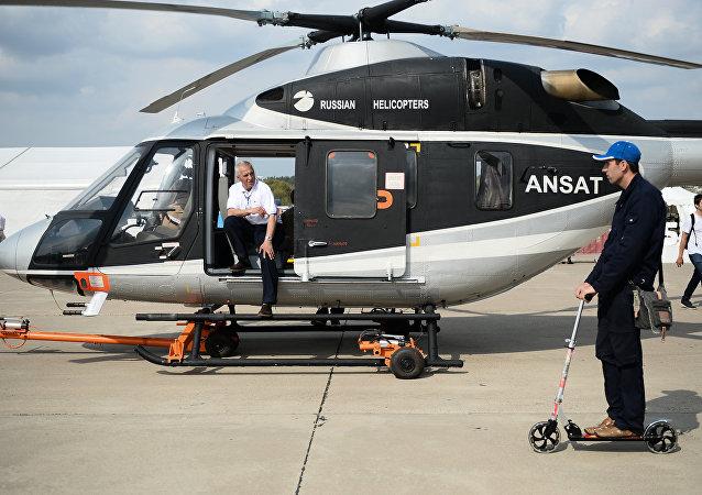 安薩特型直升機