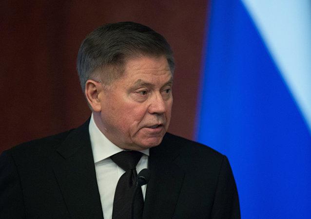 俄羅斯最高法院院長維亞切斯拉夫•列別傑夫