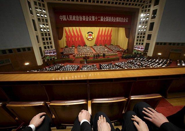 中國政協十三屆三次會議開閉幕會將邀請外國駐華使節旁聽