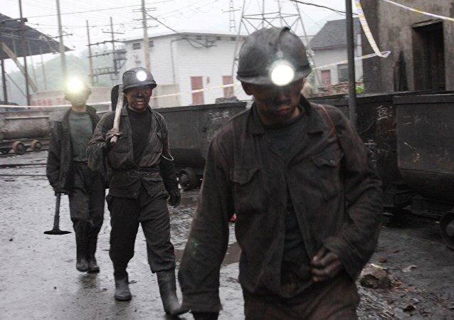 四川煤礦坍塌致4人遇難