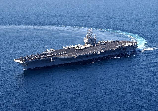 中國國防部:美南海巡航不會改變南海屬於中國的事實