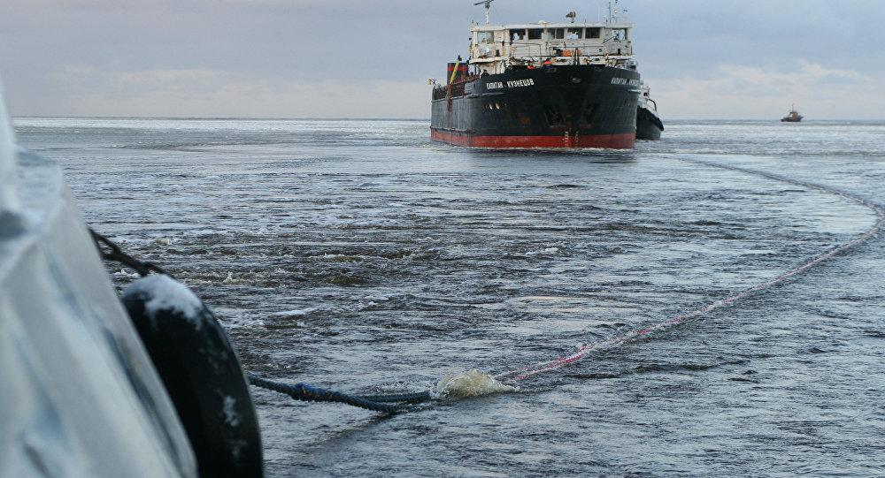 白海, 俄羅斯