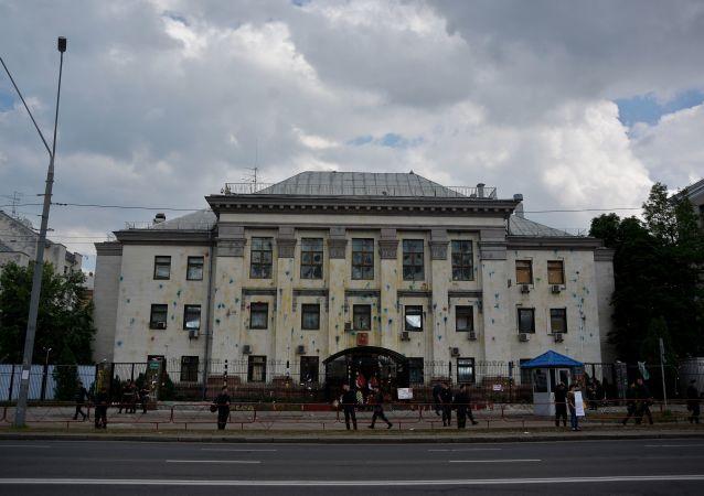 俄羅斯大使館,烏克蘭