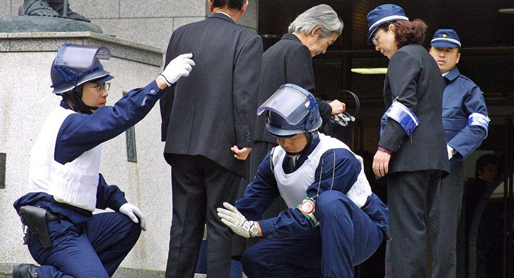 日警方搜查黑幫團伙「神戶山口組」總部