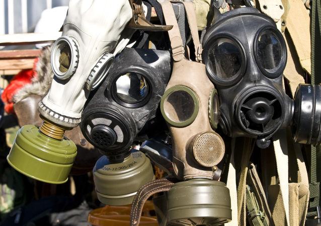 俄外長:打擊化學恐怖主義需統一國際標準