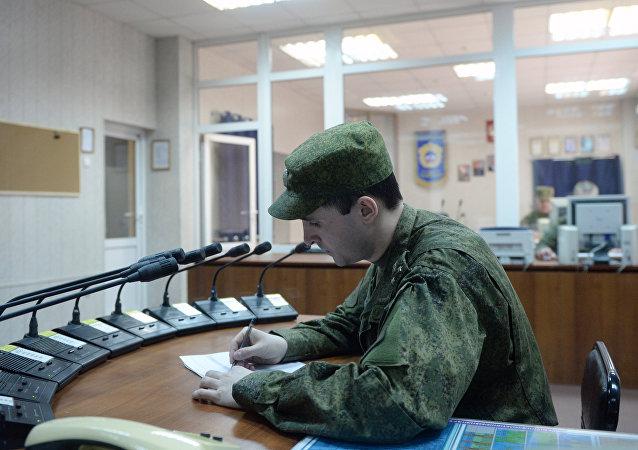 俄國防部季托夫航天實驗總中心