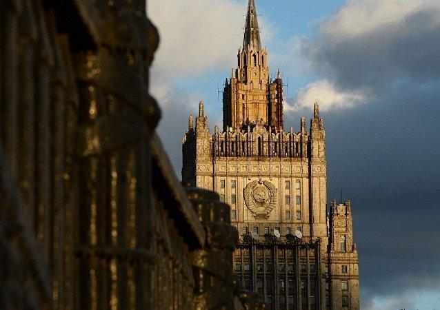 俄副外長與以色列大使討論敘利亞局勢和巴以問題