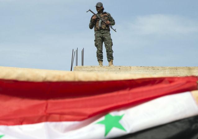 敘軍已完全控制「伊斯蘭國」在敘最後一個據點