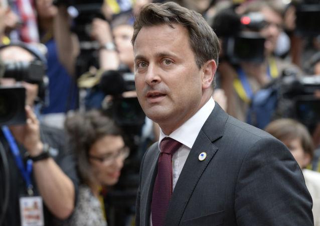 盧森堡首相貝特爾