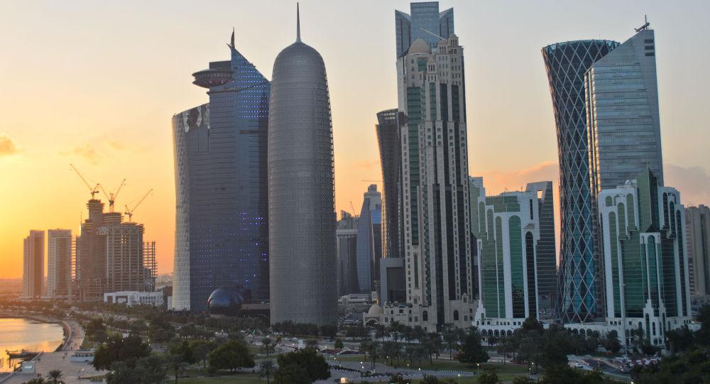 專家:阿拉伯多國與卡塔爾斷交與美總統就伊朗的言論有關