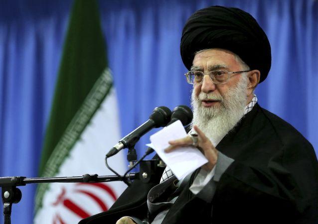 伊朗最高領袖哈梅內伊
