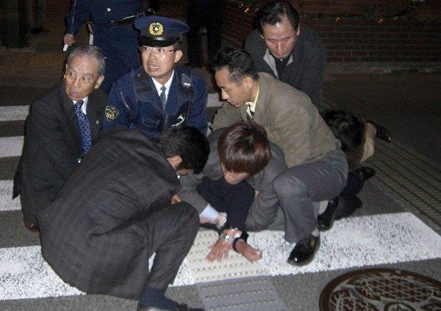 鹿志輝: 東京發生黑幫集體鬥毆事件