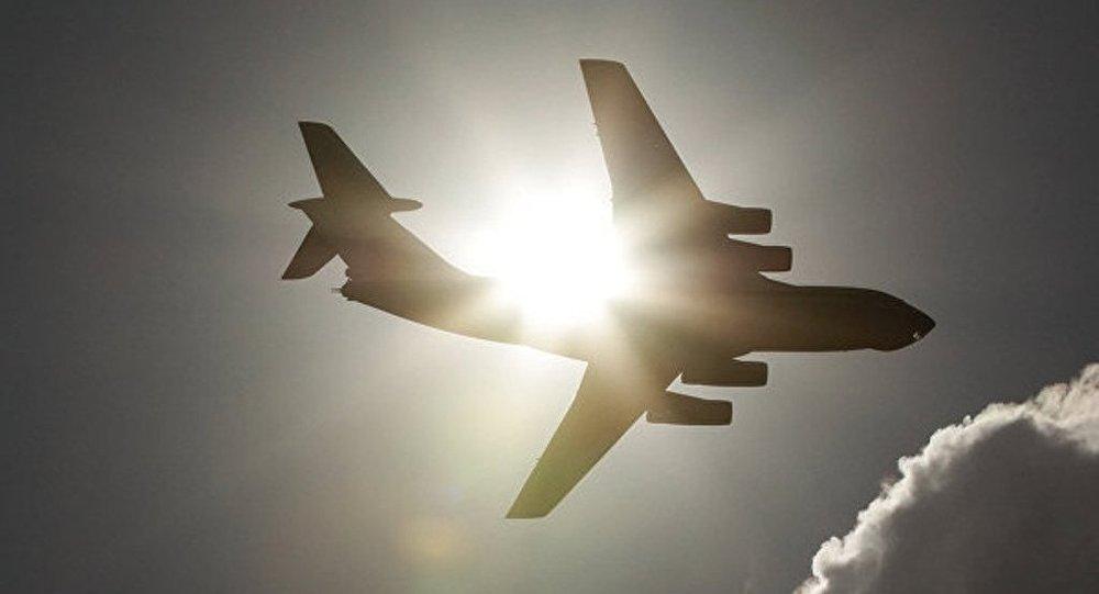 伊爾-76載有160名軍人從赫梅米姆空軍基地起飛前往俄羅斯