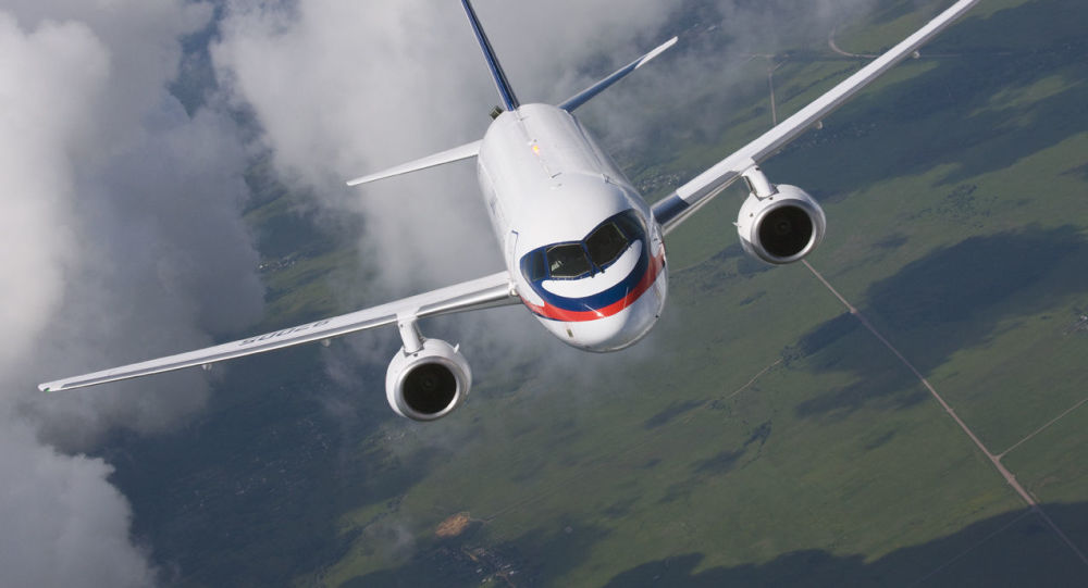 蘇霍伊超級噴氣機-100(Sukhoi Superjet-100)