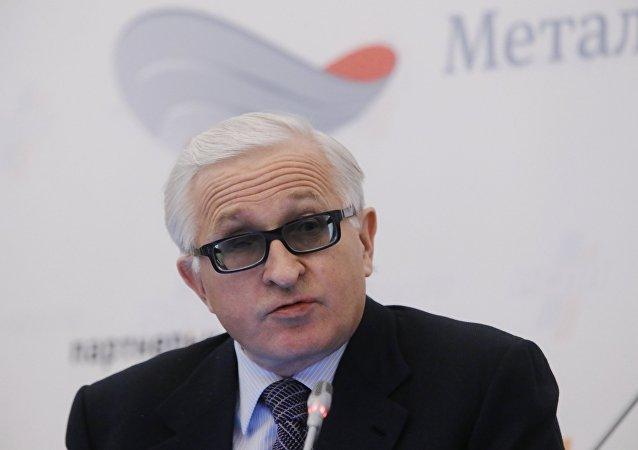 俄羅斯工業企業家聯盟主席亞歷山大·紹欣