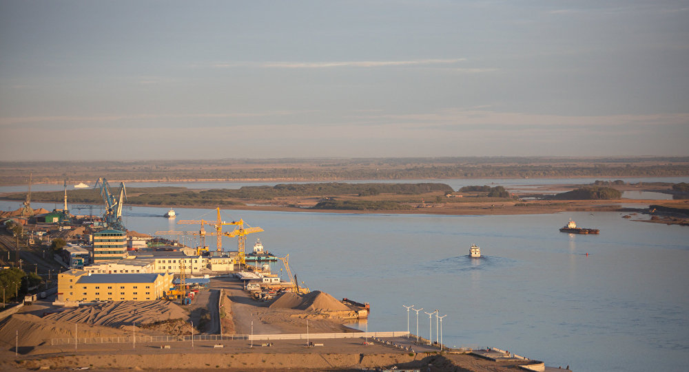 媒體:俄中跨阿穆爾河大橋將於2018年竣工