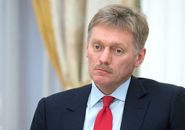 克宮:俄方主張中東各國保持領土完整