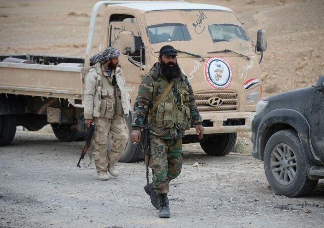 俄外長:敘政府軍8日暫停在阿勒頗的積極軍事行動