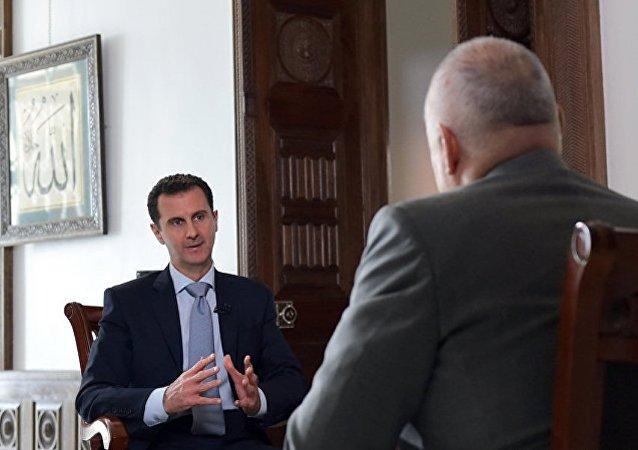 敘總統:土耳其所作所為可謂侵略