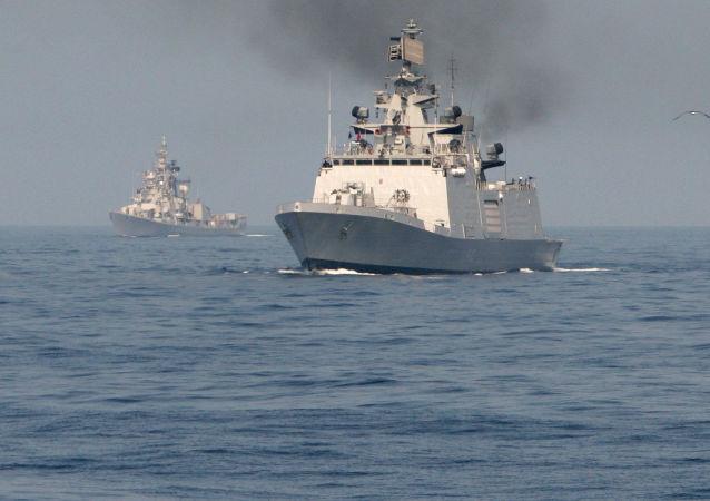 俄中將商討「海上聯合-2016」海軍演習方案