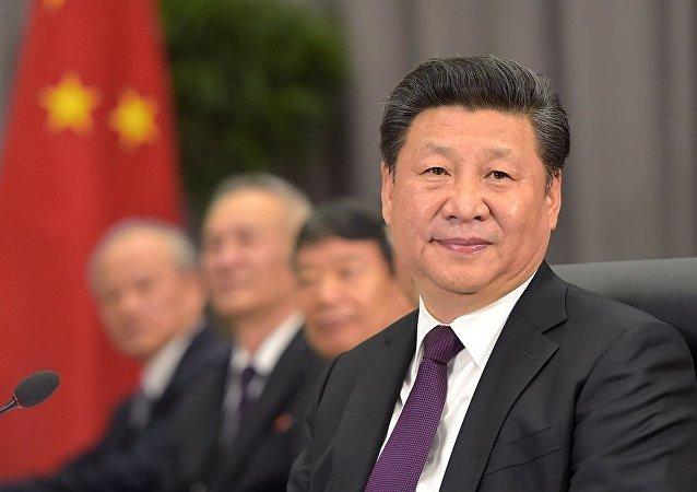 中國國家主席習近平/資料圖片/