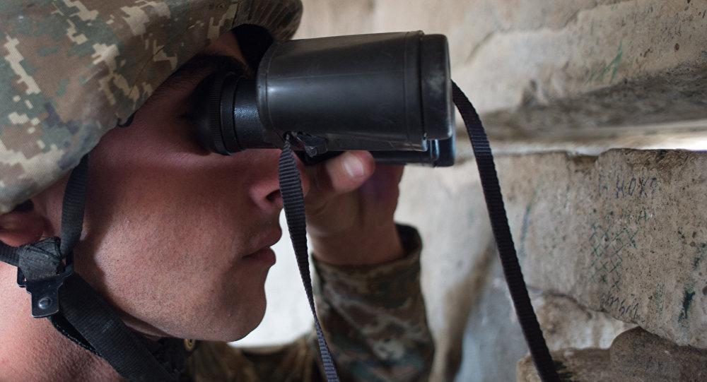 阿塞拜疆國防部:卡拉巴赫衝突區情況有所穩定