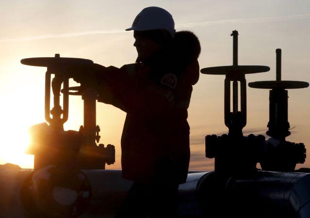 俄羅斯原油開採