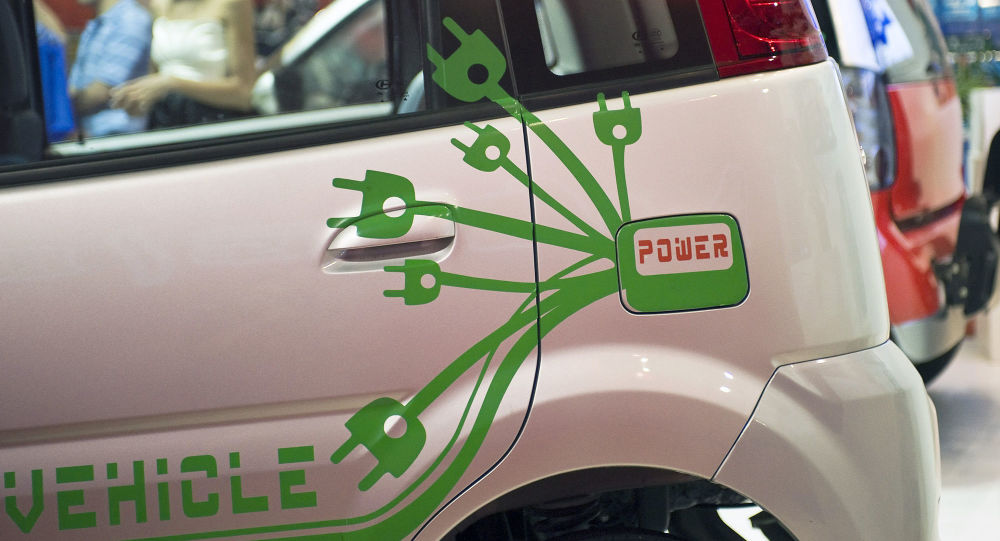 歐盟出台新法逼迫電動汽車發聲