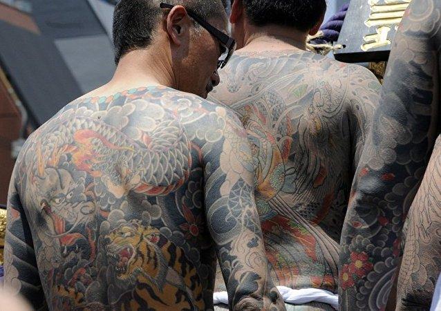 日本黑社會的分裂:一名黑幫前成員的講述