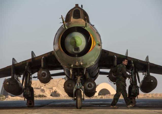 媒體獲知擊落敘利亞蘇-22戰機的以色列女軍官姓名