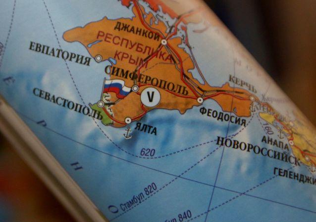 克宮:運抵克里米亞的技術設備原產地為俄羅斯