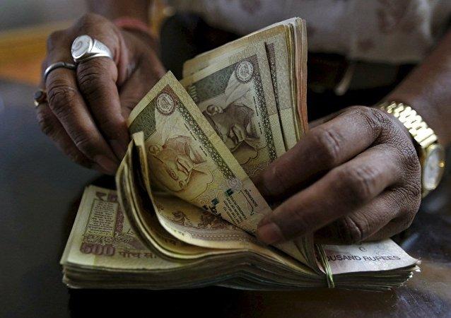 印度過半居民去年行賄
