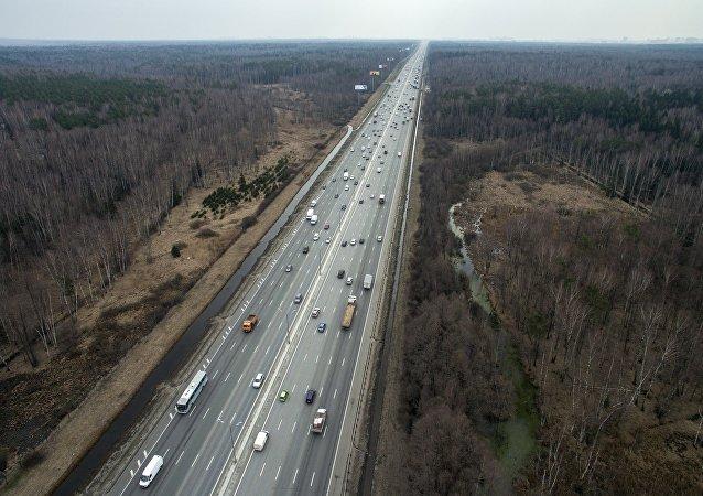 2018年春預計將試運行連雲港至聖彼得堡道路運輸