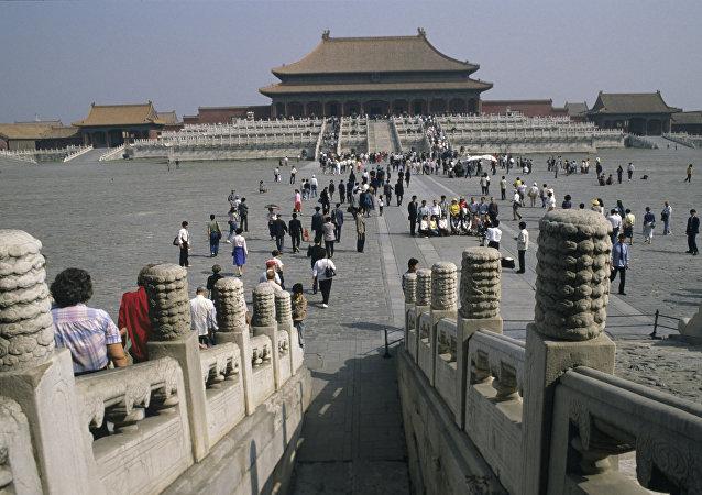 北京故宮博物院