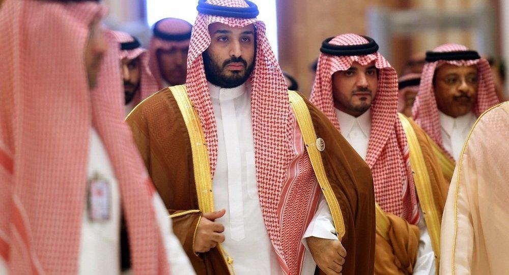 沙特副王儲兼國防大臣穆罕默德·本·薩勒曼