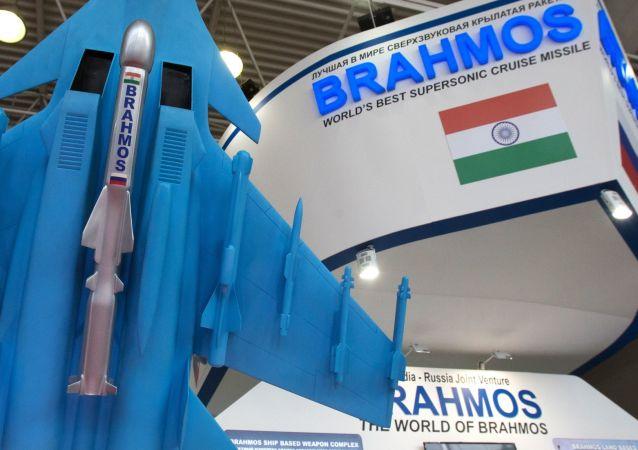 「布拉莫斯」巡航導彈首次蘇-30機載試驗將於1-2個月內開始