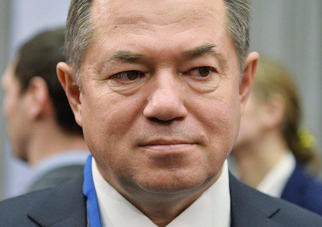 俄羅斯中國投資者及企業家支持中心成立 俄總統顧問任榮譽主席