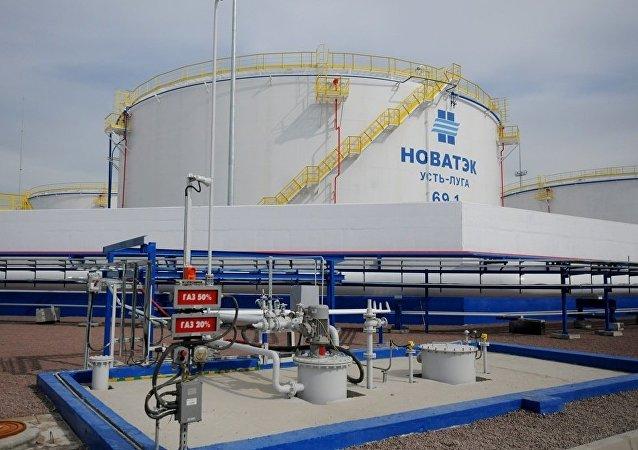 俄諾瓦泰克公司:公司正研究與中國小型液化天然氣工廠項目合作前景