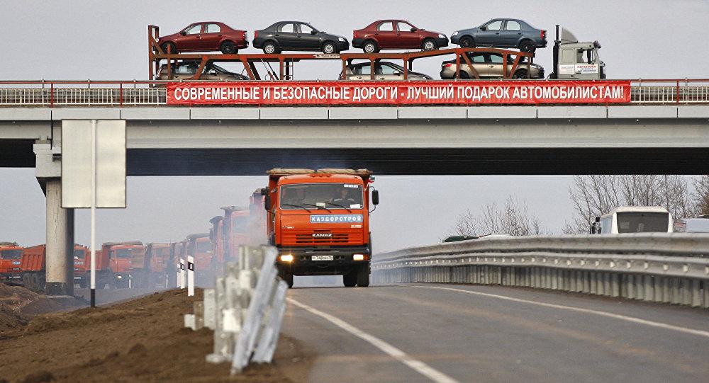保利集團:歐洲-中國西部國際交通走廊符合絲綢之路和歐亞經濟聯盟對接