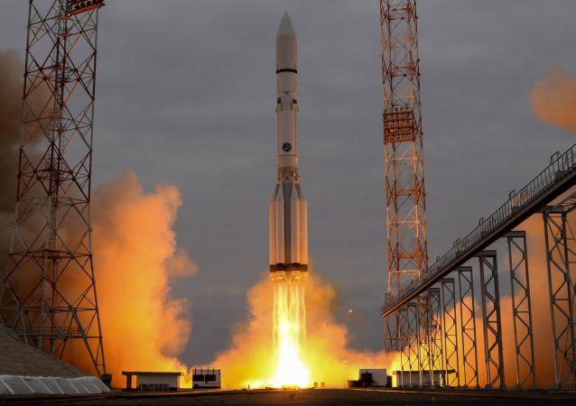 俄羅斯最強通訊衛星投入運轉