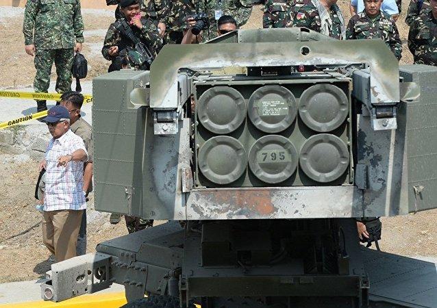 美國務院批准向芬蘭出售多管火箭炮系統